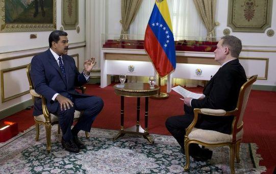 El mandatario venezolano invitó a Abrams a a visitar la nación suramericana y ratificó su disposición al diálogo.