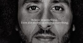 "Nike effected the store owner's boycott when the company put out a 30th anniversary ""Just Do It"" Kaepernick advertisement."