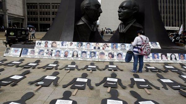 Medicina Legal reveló que en 2018 fueron reportados 1.671 desapariciones forzadas, de las cuales 1.010 eran hombres y 661 mujeres.