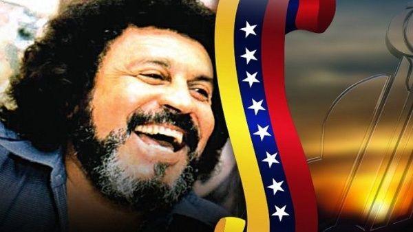 """El """"cantor del pueblo"""", nació el 31 de octubre de 1941 y partió a sus 43 años de edad en Caracas, Venezuela."""