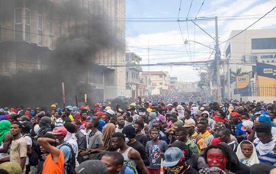 Las autoridades haitianas no han publicado cifras oficiales sobre la cifra de muertos ni heridos en las manifestaciones