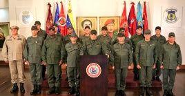 El ministro de Defensa rechaza que la oposición busque sembrar terror en el país.