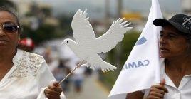 Han expresado su profunda preocupación por los intentos de lesionar gravemente la implementación de los Acuerdos de Paz.
