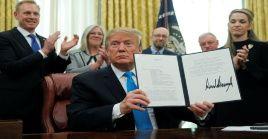 Es necesaria la aprobación del Congreso de EE.UU. para que esta Fuerza Espacial sea oficialmente establecida.