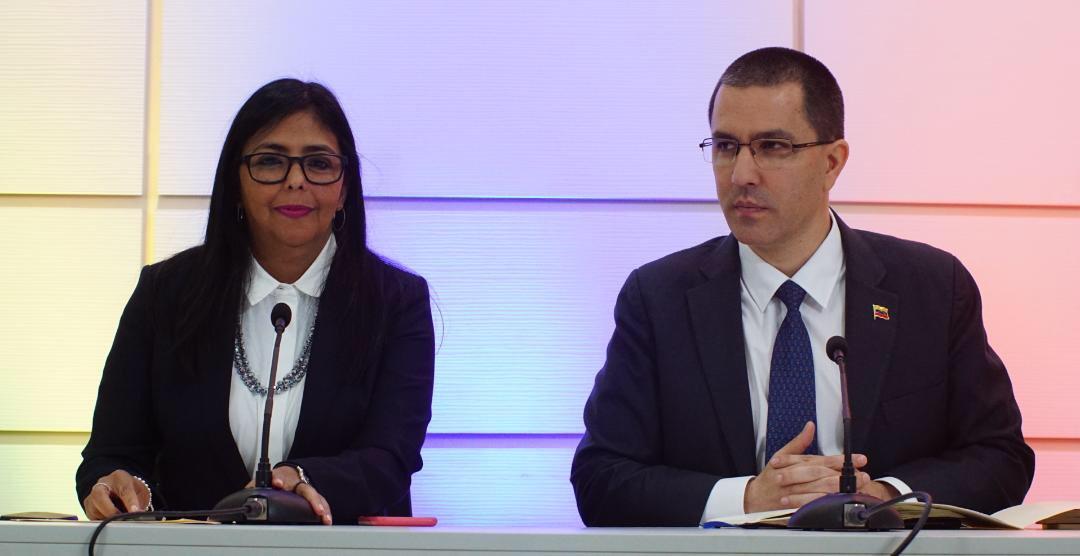 El Gobierno de Venezuela reiteró la invitación a restaurar el diálogo y a retomar los mecanismos diplomáticos con los países injerencistas.