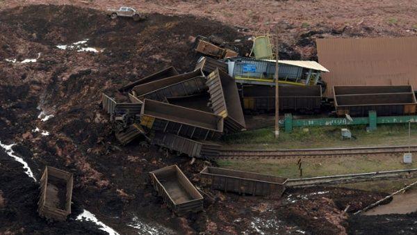 El Tribunal de Justicia de Brasil ordenó la liberación de los cinco personas que habían sido implicados en la ruptura del dique minero.