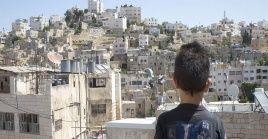La mayoría de los niños y adolescentes habrían muerto tras recibir disparos o golpes en la cabeza con latas de gas lacrimógeno arrojados por Israel.