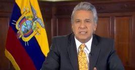 Lenín Moreno aseguró que el dinero del FMI permitirá generar nuevas oportunidades de trabajo y empleo para los ecuatorianos.