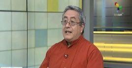 Juan Fernando Terán condenó el ocultamiento por parte de los medios de comunicación de supuestos casos de corrupción.