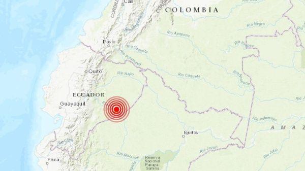 Estremecidas por sismo de 7,6 grados varias ciudades ecuatorianas