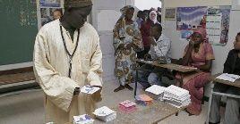 Más de 6.5 millones de senegaleses irán a las urnas este domingo.