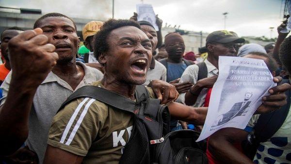 La ciudadanía haitiana exhorta a la comunidad internacional a fungir como mediadores de paz en ese país.