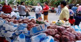 Las Ferias del Campo Soberano aseguran la llegada de los alimentos sin intermediarios y aprecio justo a todala población.