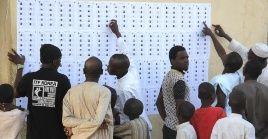 Más de 72 millones de nigerianos acudieron a las urnas en medio de actos de violencia