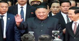 Durante su estadía en Vietnam, Kim Jong-un se reunirá con el presidente vietnamita Nguyen Phu Trong.