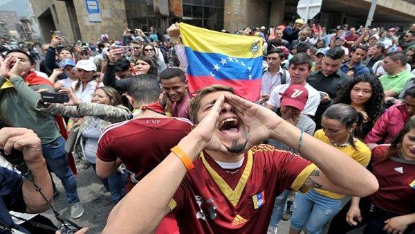 Frustración, violencia y nuevos pasos en el asalto contra Venezuela