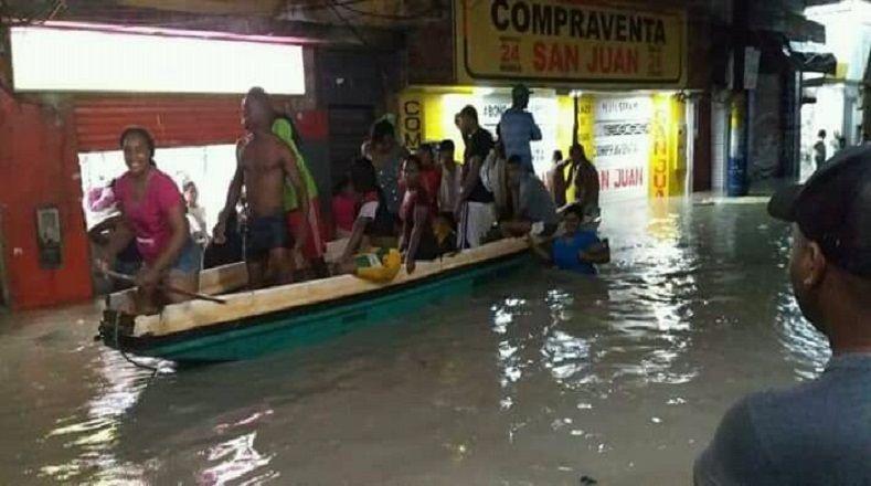 Hasta este martes aún no se registran fallecidos ni desaparecidos a causa de estos desbordamientos causados por el desastre medioambiental. Sin em