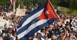 """EE.UU. """"recrudece la política de hostilidad"""" contra la isla, denunció la delegación cubana en la ONU."""