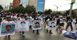 Los estudiantes fueron detenidos la noche del pasado 26 de septiembre del 2014 por agentes de la Policía de Iguala, en el estado mexicano de Guerrero.
