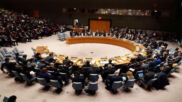 Los proyectos de resoluciones fueron presentados por las delegaciones que los propusieron antes de iniciar la votación.