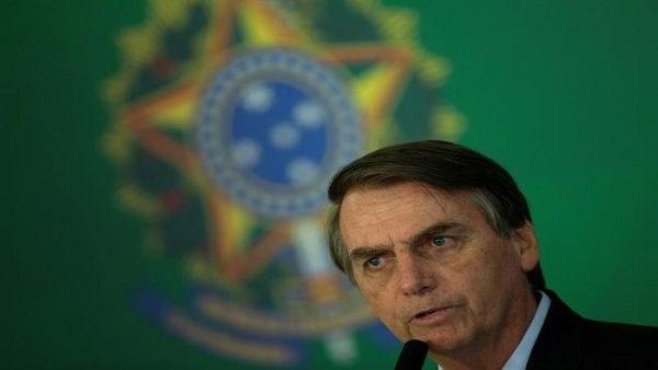 Bolsonaro asegura que le interesa verificar la inversión realizada al sector educativo de Brasil.