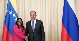 El próximo mes de abril se celebrará en Moscú la XIV Sesión Intergubernamental de Alto Nivel Rusia-Venezuela.