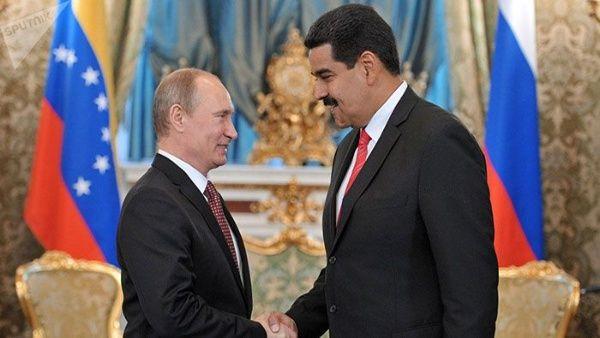 Rusia ha expresado su solidaridad al Gobierno y pueblo de Venezuela ante las amenazas de EE.UU.