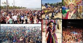Más de 500 panoramas gratuitos entre desfiles, conciertos, talleres han sido disfrutados por las familias de Venezuela.