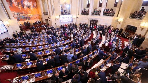Resultado de imagen para colombia congreso