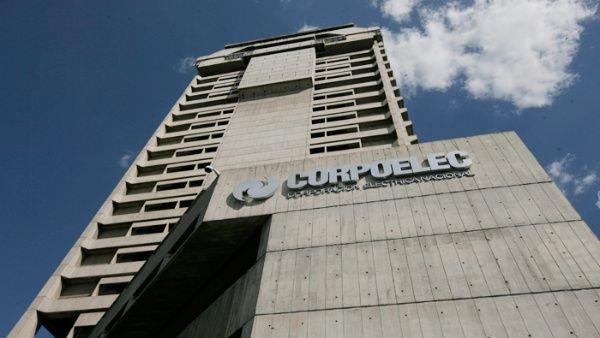 La Corporación Eléctrica de Venezuela también denunció el sabotaje a través de su cuenta en Twitter.
