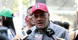 El vicepresidente venezolano Jorge Rodríguez anuncia que en las próximas horas será restituido el servicio eléctrico al 100 por ciento.