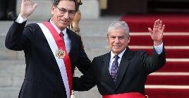 """Otros cuatro ministros presentarían también su renuncia para facilitar un """"gabinete igualitario"""", informó el diario Gestión."""
