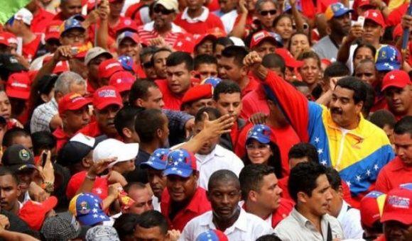 Resultado de imagen para maduro y el pueblo venezolano