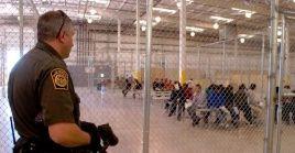 Durante los últimos doce meses han habido 236 casos confirmados de migrantes con paperas en 51 centros de detención en Estados Unidos.