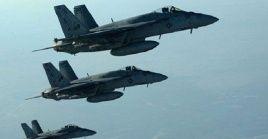 Los últimos ataques aéreos de parte de la Coalición en contra de Siria se han realizado con municiones de fósforo blanco (arma química).