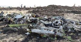 La aeronave habría desaparecido de los radares unos seis minutos luego de haber despegado del aeropuerto internacional de Adís Abeba.