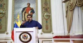 El mandatario Nicolás Maduro reiteró que se mantiene al frente para enfrentar los ataques contra el pueblo venezolano.