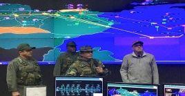 Los ejercicios cívico-militares fueron convocados por el jefe de Estado venezolano con el objetivo de blindar el sistema hidroeléctrico del país.