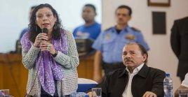 Rosario Murillo aseveró que el Gobierno mantiene el compromiso de construir la paz.