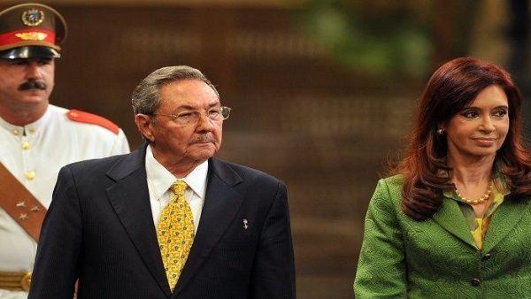 La reunión entre ambos líderes ocurrió en La Habana.