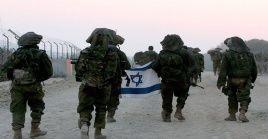 Los ataques de Israel son cada vez mayores y son justificado por una presunta agresión de los palestinos.