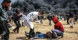 El próximo sábado 30 de marzo las denominadas Marchas del Retorno que movilizan al pueblo palestino contra la ocupación israelí cumplirán un año.