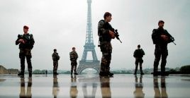 El dispositivo de seguridad militar, anunciado por Macron, causó preocupación entre los simpatizantes e integrantes del movimiento ciudadano, que, pese a eso, no claudicó en una nueva salida alas calles.