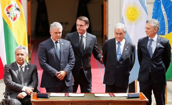 Plan Cóndor II: cómo Prosur vuelve a poner a Latinoamérica bajo amenaza