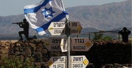 Este lunes, Donald Trump reconoció formalmente la soberanía de Israel en los Altos del Golán, territorio sirio ocupado por el Estado israelí.