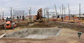 El Centro de Investigación y Desarrollo en Tecnología Nuclear que se construye en la ciudad de El Alto.