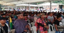 Las movilizaciones de la minga social continuarán el fin de semana en varias regiones del país.