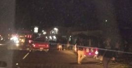 Al menos 32 personas murieron atropelladas esta noche en Guatemala