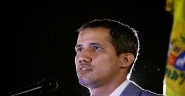 La inhabilitación a Guaidó es por un fraude fiscal al no declarar más de 310 millones de bolívares en viajes