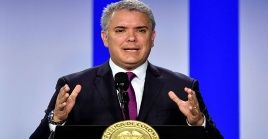 Representantes del Gobierno de Iván Duque han destacado la labor del Estado en la lucha contra el tráfico de drogas.